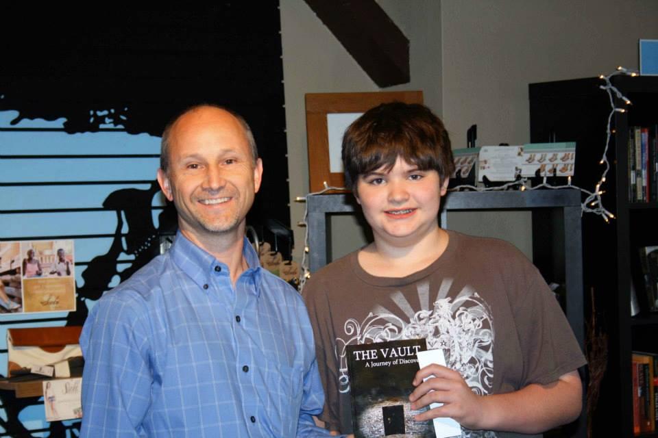 steven weaver book signing
