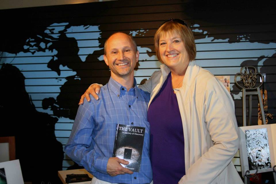Book Signing for The Vault by Steven Weaver